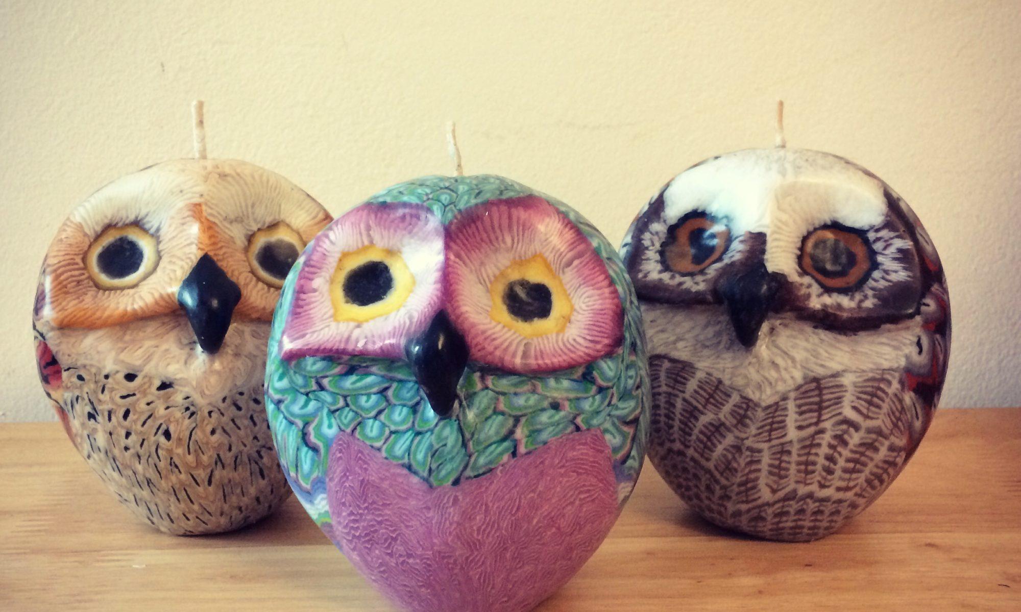 Fair trade owls