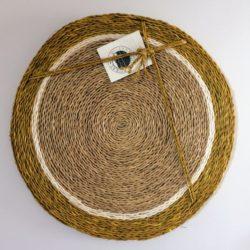 Fair trade placemat
