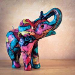 Classic elephant