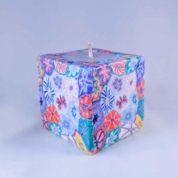 Fair trade mini candle