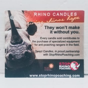 Stop poaching