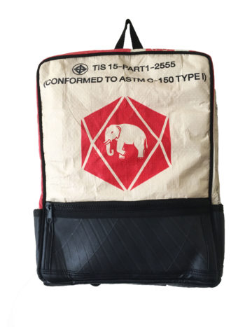Front view of Hoxton backpack