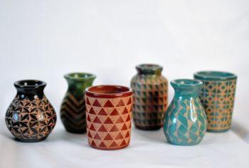 Mini Ceramic Vessels