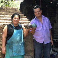 Artisans in Nicaragua