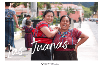Smiling Artisans from Guatamala